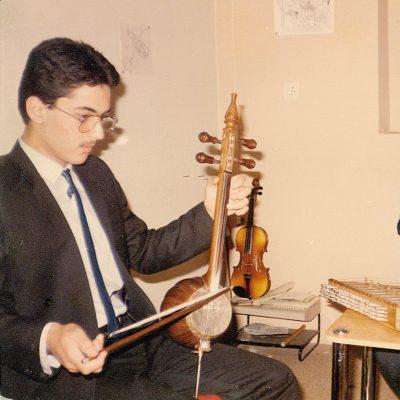 Kourosh-Babaei-13-years