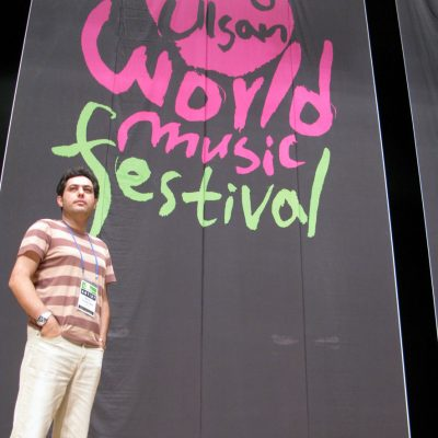 kourosh babaei world music festival